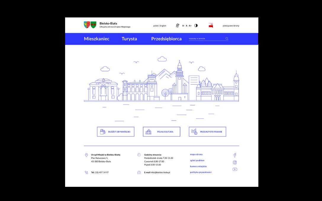 Bielsko-Biała – strona główna