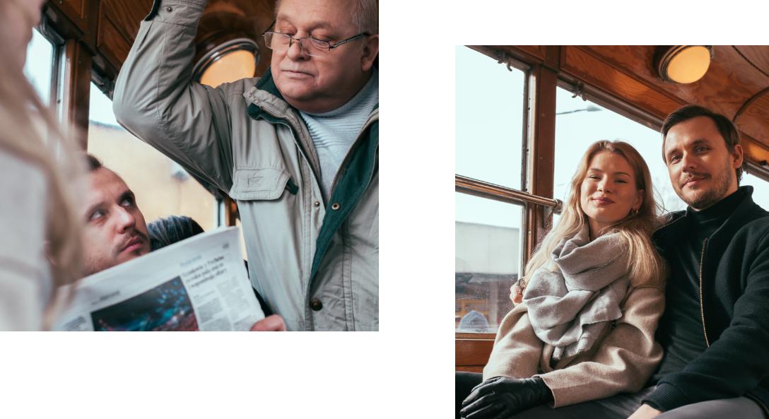 Bliscy krewni – fotosy ze spotu