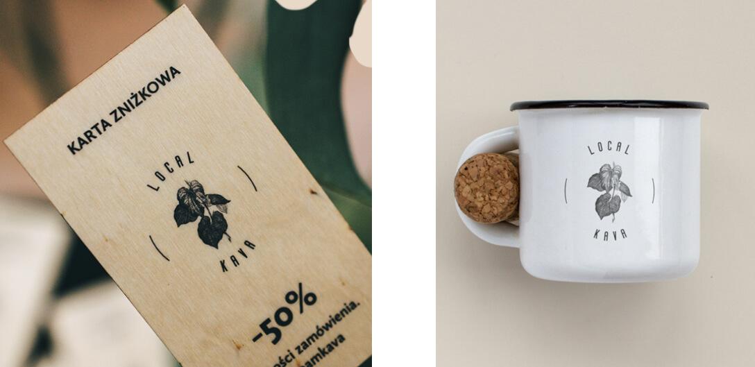 Local Kava – gadżety