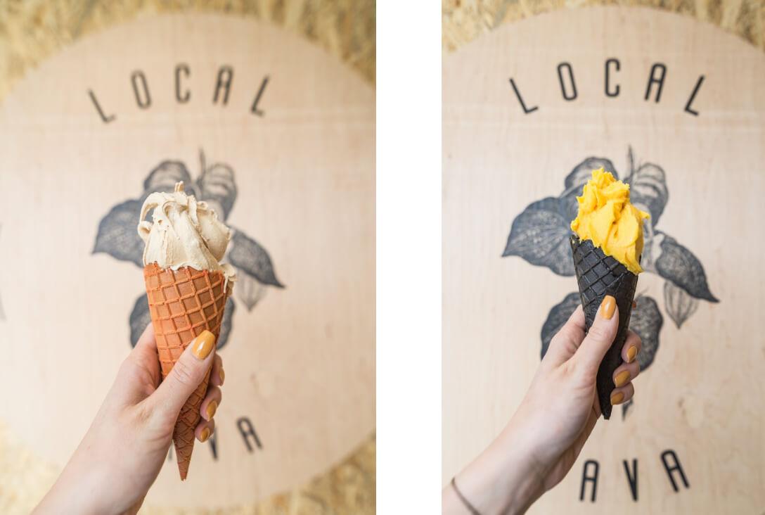 Local Kava – lody