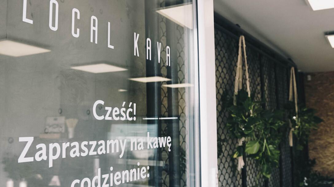 Local Kava – wnętrze
