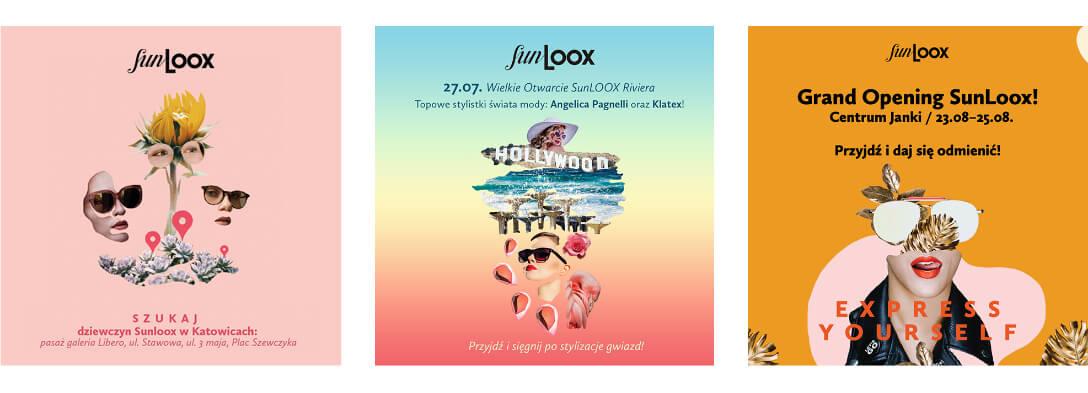 Sunloox – reklamy