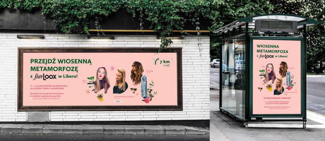 Sunloox – reklamy outdoorowe