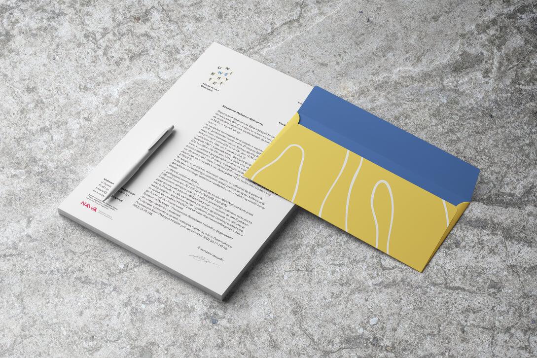 Uniwersytet Szczeciński – akcydens